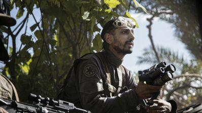 Rogue One, a Star Wars Story : le rêve américain de Riz Ahmed