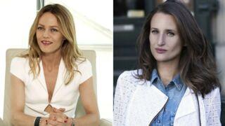 Vanessa Paradis et Camille Cottin bientôt soeurs à l'écran !