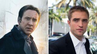 Robert Pattinson : Nicolas Cage... son héros !