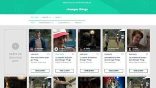 Spotern : l'appli qui retrouve les références des vêtements dans vos films et séries préférés