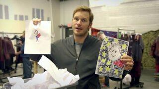 Chris Pratt vous invite à passer une journée sur le tournage des Gardiens de la galaxie 2 (VIDEO)