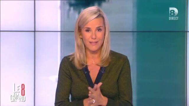 L'émouvant hommage de Laurence Ferrari à Claire Chazal (VIDEO)