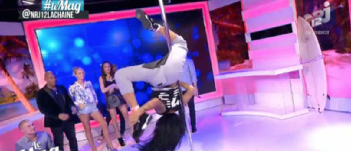 pole dance shanna