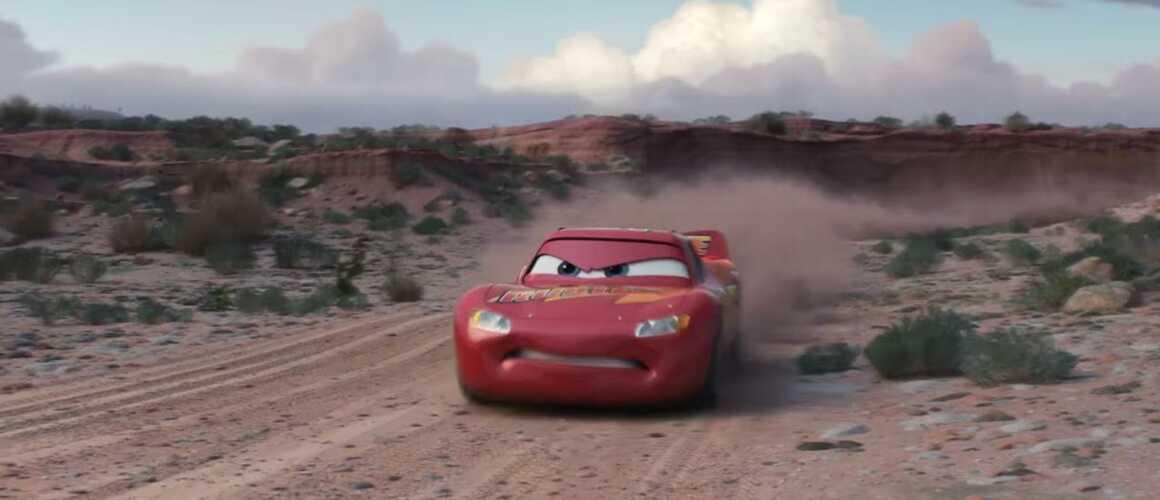 cars 3 nouveau teaser du dessin anim disney pixar vost bandes annonces toutes les vid os. Black Bedroom Furniture Sets. Home Design Ideas