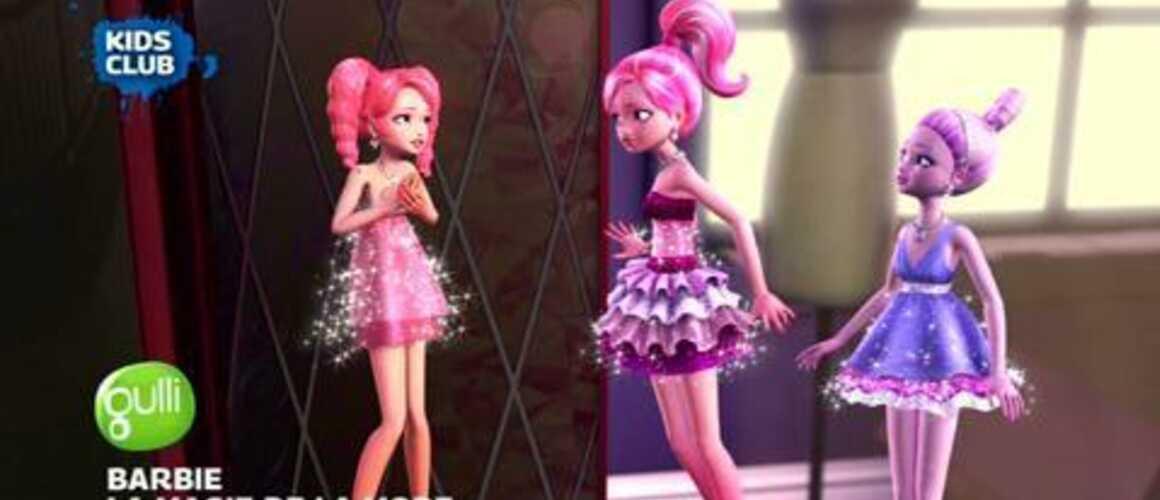 Barbie la magie de la mode gulli 15 mars bandes - Barbie magie de la mode ...