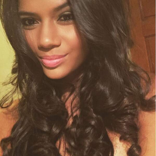 Avec son charme enivrant, Miss Tahiti, Vaimiti Teiefitu, est l'une des favorites de Miss France 2016