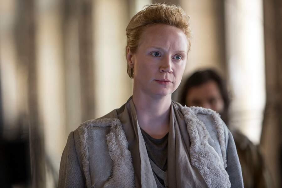 Un rôle auquel elle a tenté d'échapper dans Hunger games La revolte Partie II