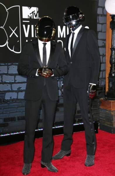 Cocorico ! Le tandem électro Daft Punk