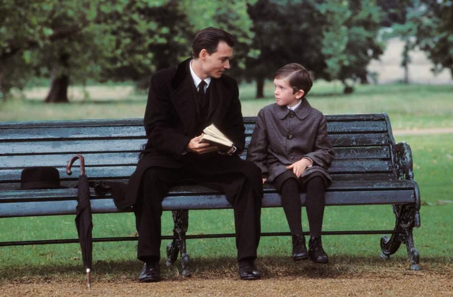 La même année, il fait partie du film Neverland, avec Johnny Depp