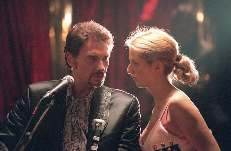 En chanteur qui ne croit plus en l'amour dans Love Me, au côté de Sandrine Kiberlain (2000)