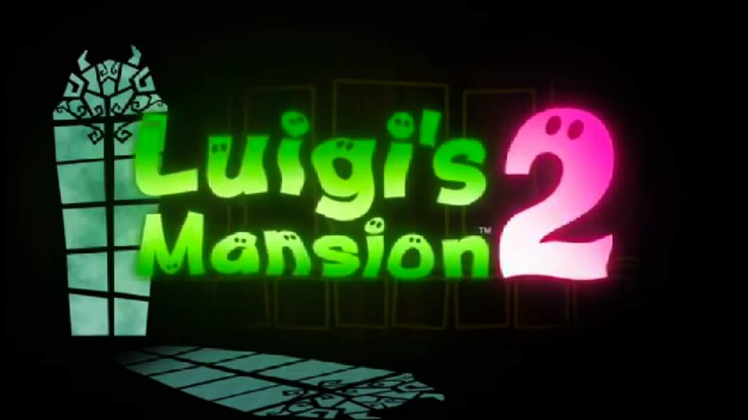 2013 - Luigi's Mansion 2 (Nintendo 3DS)
