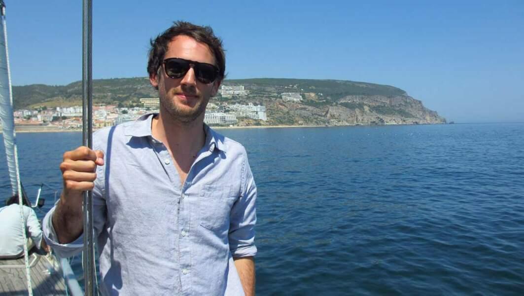 Raphaël de Casabianca (Echappées belles) profite lui aussi de sublimes paysages....