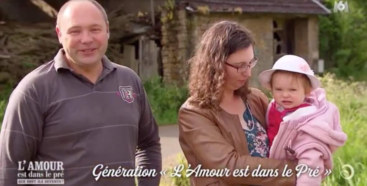 Damien, éleveur de vaches de Haute-Marne de la saison 8, a trouvé sa moitié dans l'émission