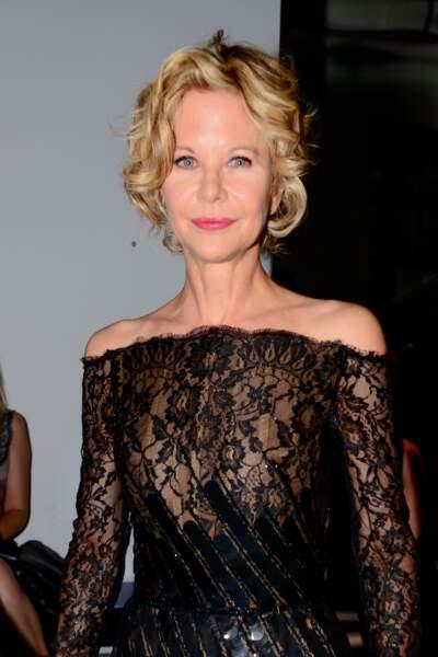 L'actrice à Paris pour les défilés Haute Couture Automne Hiver 2015-2016
