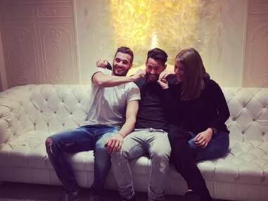 Secret Story 9 : Emilie, Rémi et Loïc inséparables depuis leur sortie