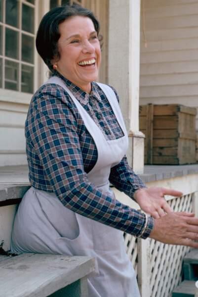 Katherine MacGregor est décédée en novembre 2018.