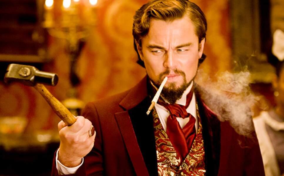 Quentin Tarantino offre pour la première fois à Leonardo DiCaprio un rôle de méchant dans Django Unchained