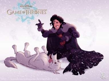 Si Game of Thrones était une création Disney...