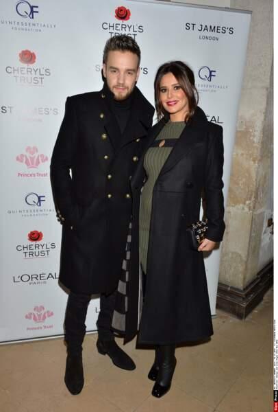 Cheryl Cole et Liam Payne seront bientôt parents. MàJ : le petit garçon est né en mars