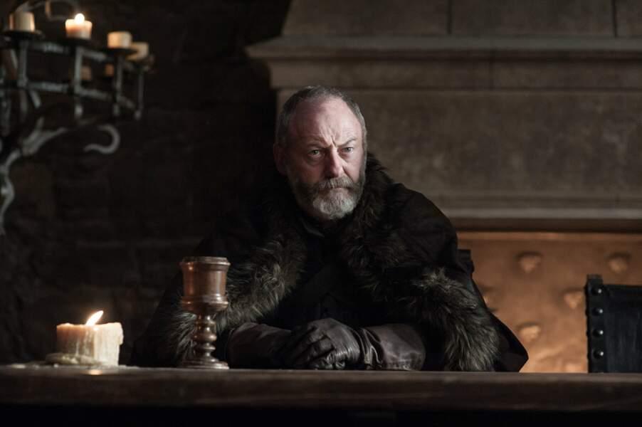 Et qu'en est-il de Ser Davos ?