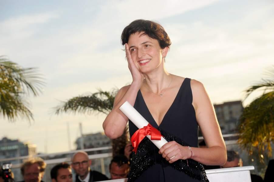 """Alice Rohrwacher récompensée pour son film """"Les merveilles"""""""