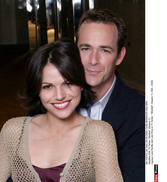 En 2006, il joue dans la série Windfall, avec Lana Parrilla
