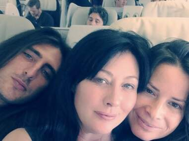 Charmed : Shannen Doherty et Holly Marie Combs arrivent à Paris ! (17 PHOTOS)