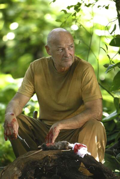 John Locke, personnage complexe mais ô combien captivant.