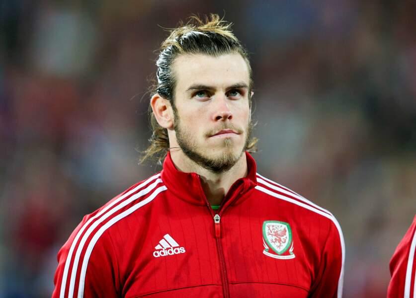 Gareth Bale, star du Pays de Galles