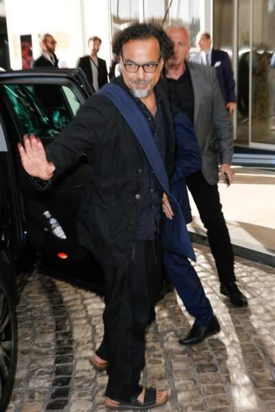 Le réalisateur Alejandro Gonzalez Inarritu