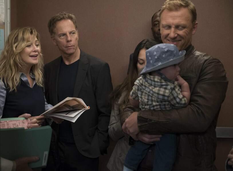 Owen est ravi de vivre les joies de la paternité. Mais comment va-t-il réagir lorsqu'il va voir Teddy enceinte ?