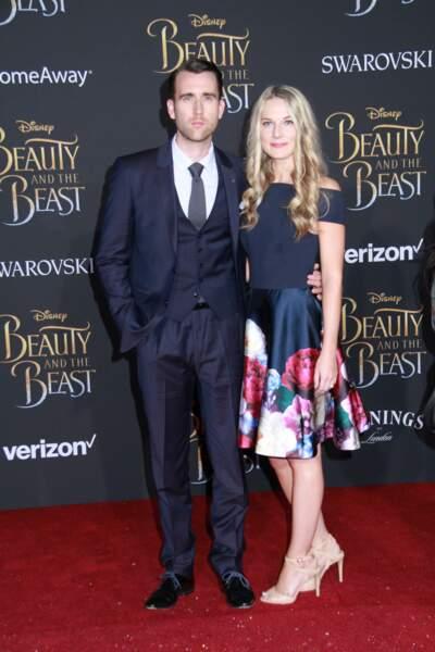 """L'acteur Matthew Lewis, découvert dans la saga """"Harry Potter"""", épouse Angela Jones le 28 mai"""