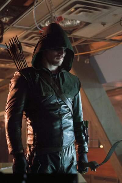 Arrow, en vert et contre tous !