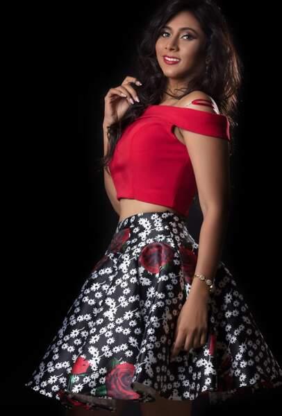 Chandini Chanka pour Trinité et Tobago