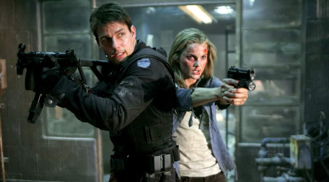 Dans Mission : Impossible 3 de J.J. Abrams, elle est la coéquipière musclée de Tom Cruise.