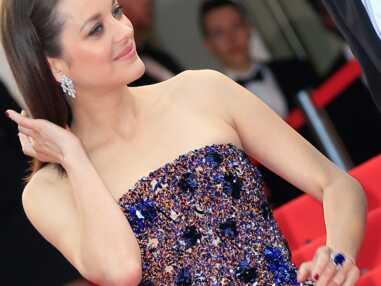 Festival de Cannes : Marion Cotillard illumine la montée des marches de Macbeth