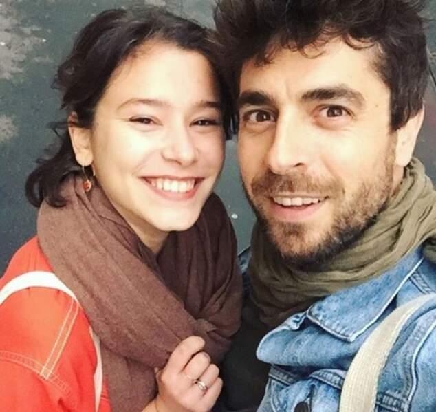 Agustin Galiana a dû jongler entre le tournage de la saison 8 et Danse avec les stars