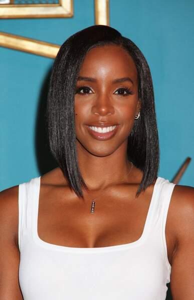 """""""Kelendria"""", ça ressemble presque à """"Kelly"""". C'est sûrement ce que s'est dit Kelly Rowland."""