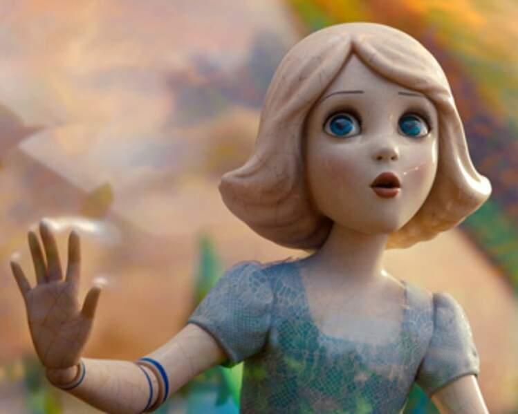 La poupée de porcelaine (Le Monde fantastique d'Oz) : Si jolie... mais si fragile