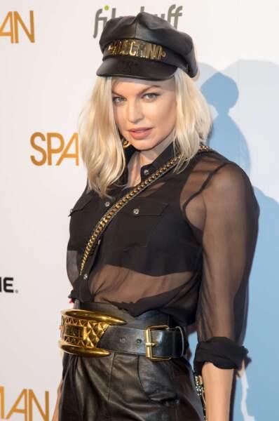 Fergie alias Stacy Ferguson s'est inspirée de son nom de famille pour créer son nom de scène.