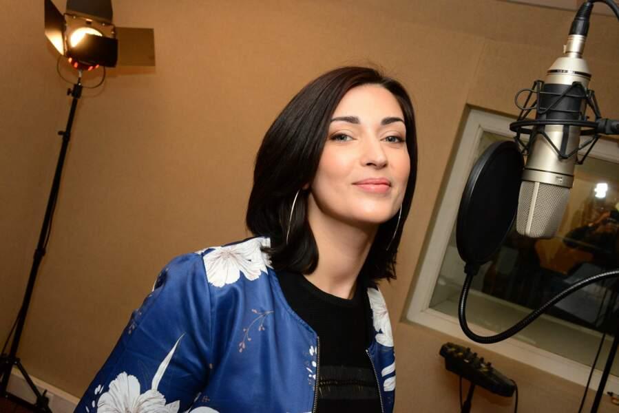 Sheryfa Luna a remporté la quatrième saison de Popstars en 2007 sur M6