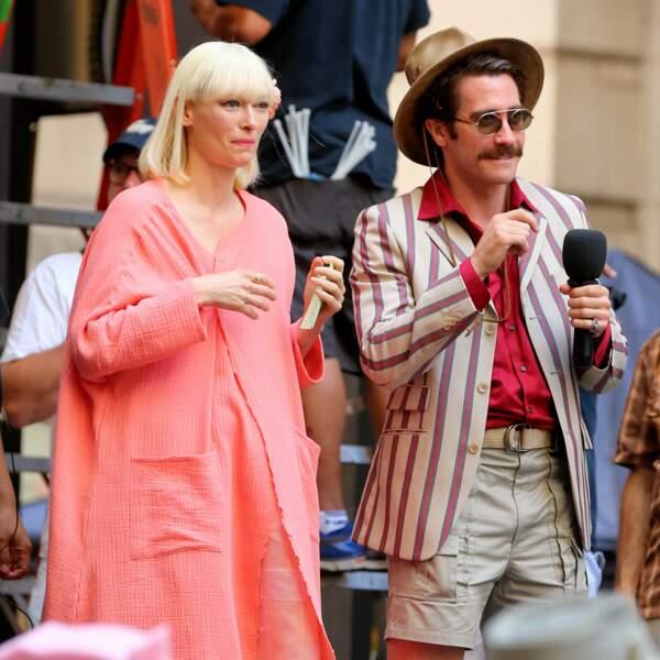 Jake Gyllenhaal et Tilda Swinton ont été gâtés par la costumière !