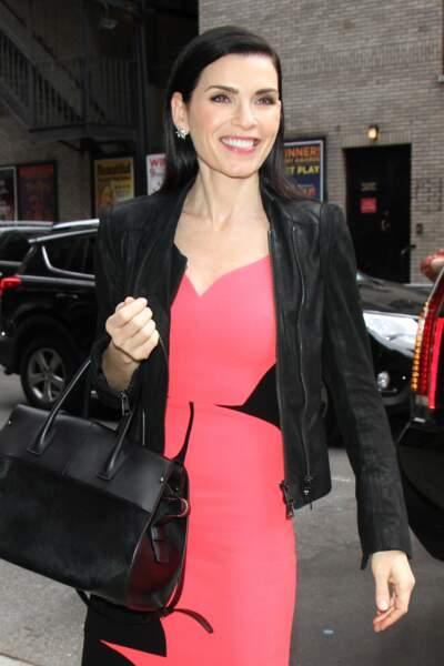 Julianna Margulies (The Good Wife, Urgences) est devenu maman à 41 ans d'un petit Kieran.