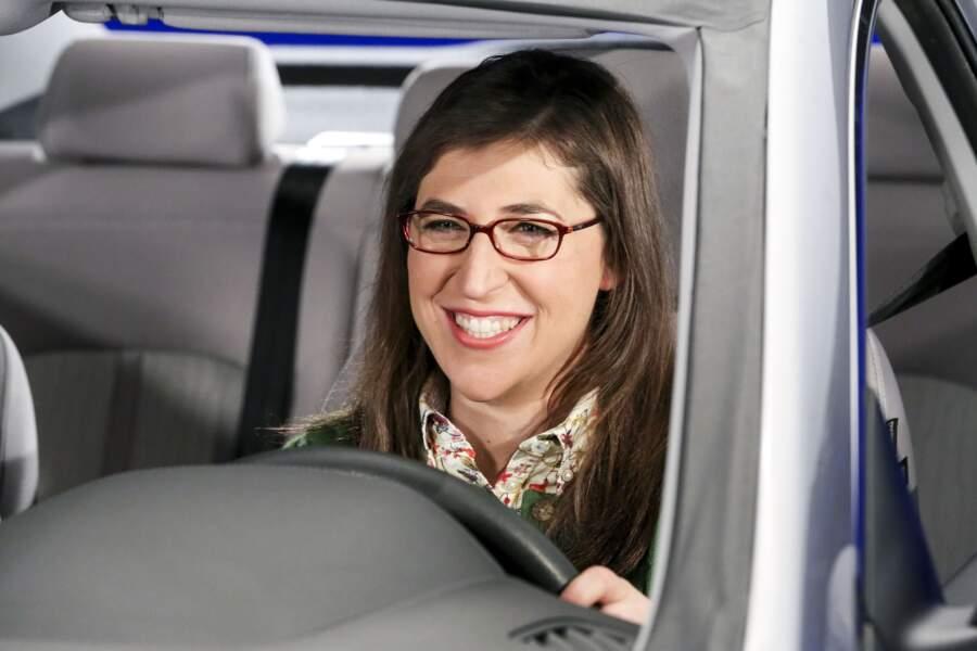 Nouveau personnage arrivé dans la saison 3 également, Amy