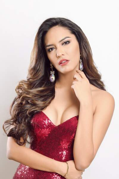 Romina Lozano, Miss Pérou