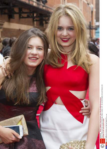 Bella et Grace Link (vue dans Casualty)