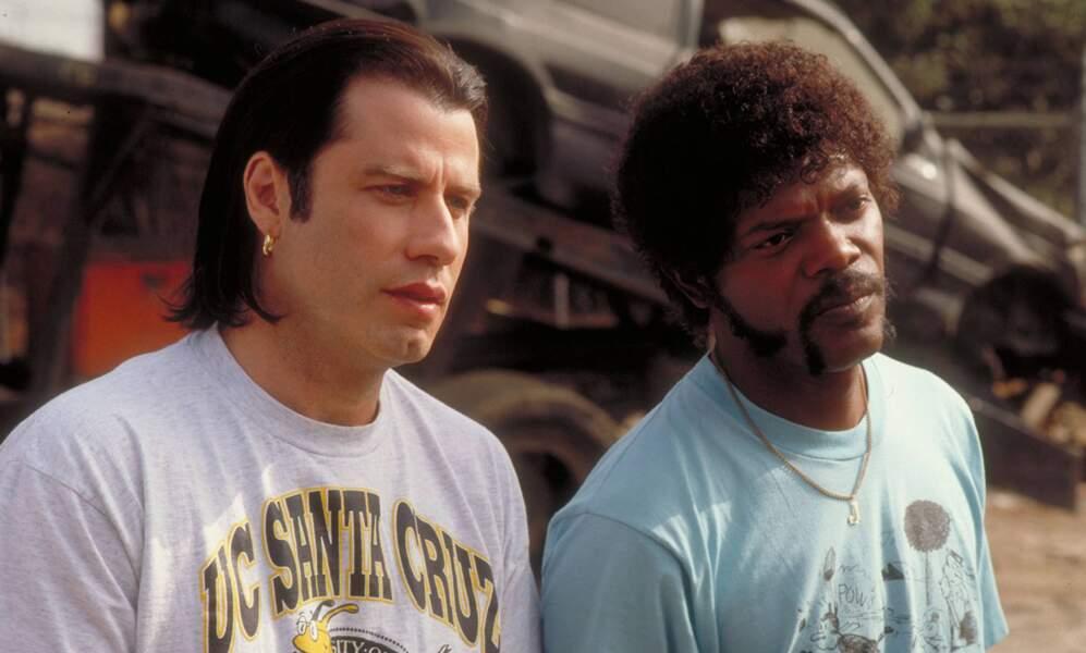 John Travolta dans Pulp Fiction