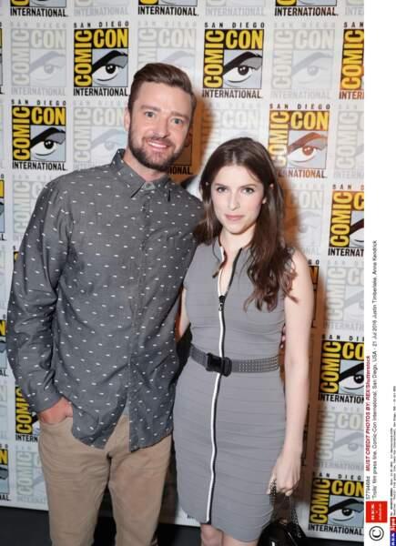 Justin Timberlake prête aussi sa voix à l'un des héros du film et en a composé la chanson titre