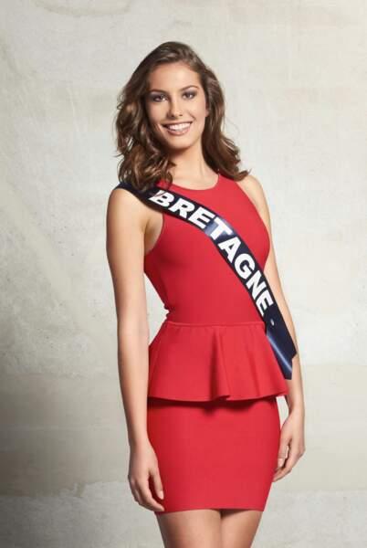 Léa Bizeul, Miss Bretagne