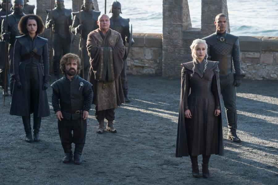 Cette scène pourrait marquer la grande rencontre entre Daenerys et Jon Snow